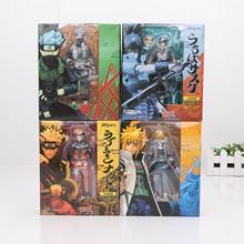 Buy 4styles 15cm Naruto SHF Figuarts Sasuke Namikaze Hatake Kakashi PVC Action Figures Toys S.H Figuarts Susuke Naruto Figure for $24.99 in AliExpress store