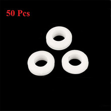 High Quality 50pcs Rubber Wiring Grommets Ring Cable Protector 5/6/7/8mm Inner Dia For RC Camera Drone Accessories