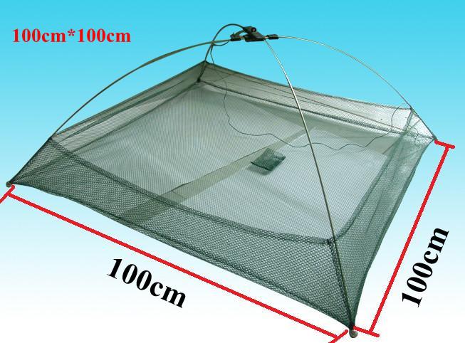 1m * 1m Fishing Net Large Fishing Net for Sale nylon networking Fish Net Shrimp Net(China (Mainland))
