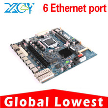 multi ethernet board Router Board Firewall mainboard Video Resolution:1920*1080 Support windows or ubuntu(China (Mainland))