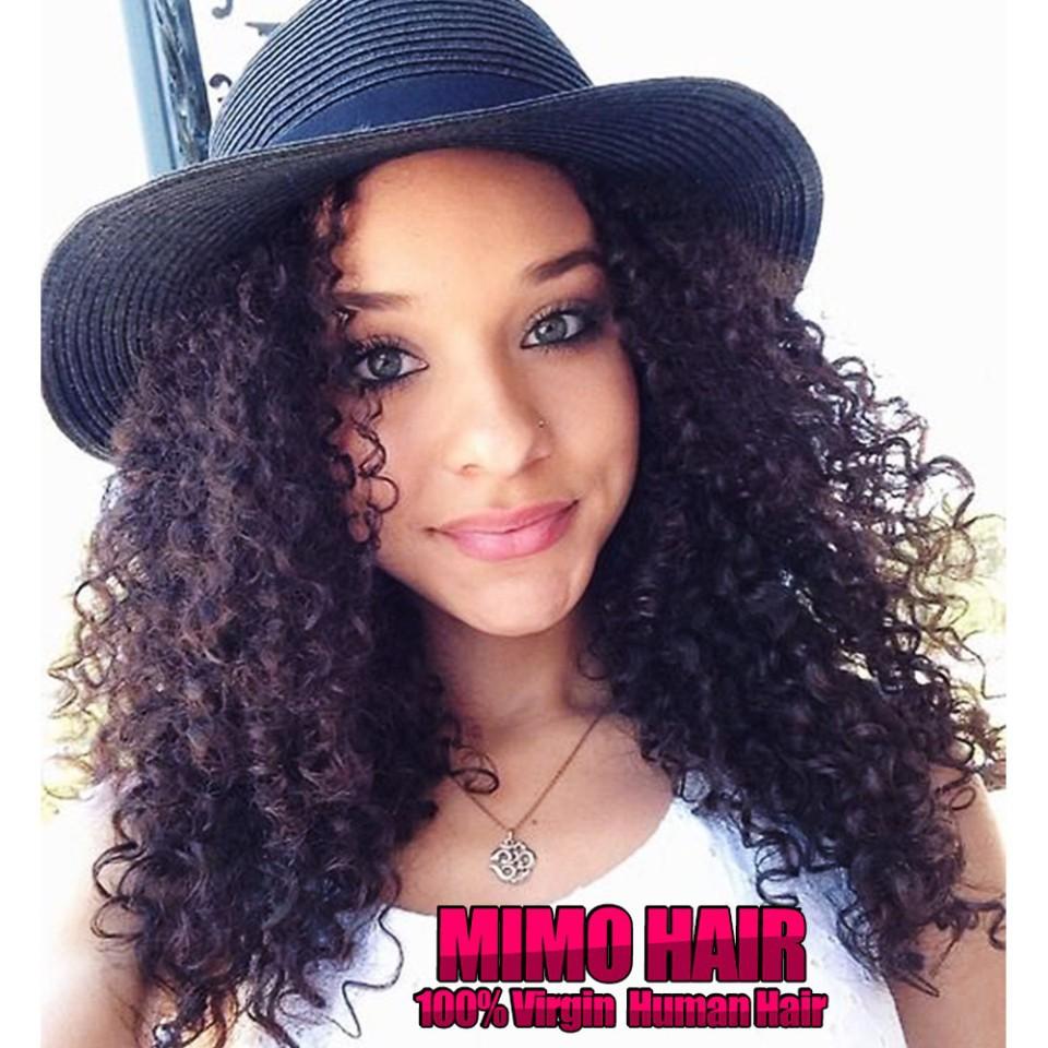 Natural Black Malaysian Virgin Hair Kinky Curly 1 Bundle 100g Unprocessed Virgin Malaysian Hair Extension Grade 7A Hair Bundle<br><br>Aliexpress