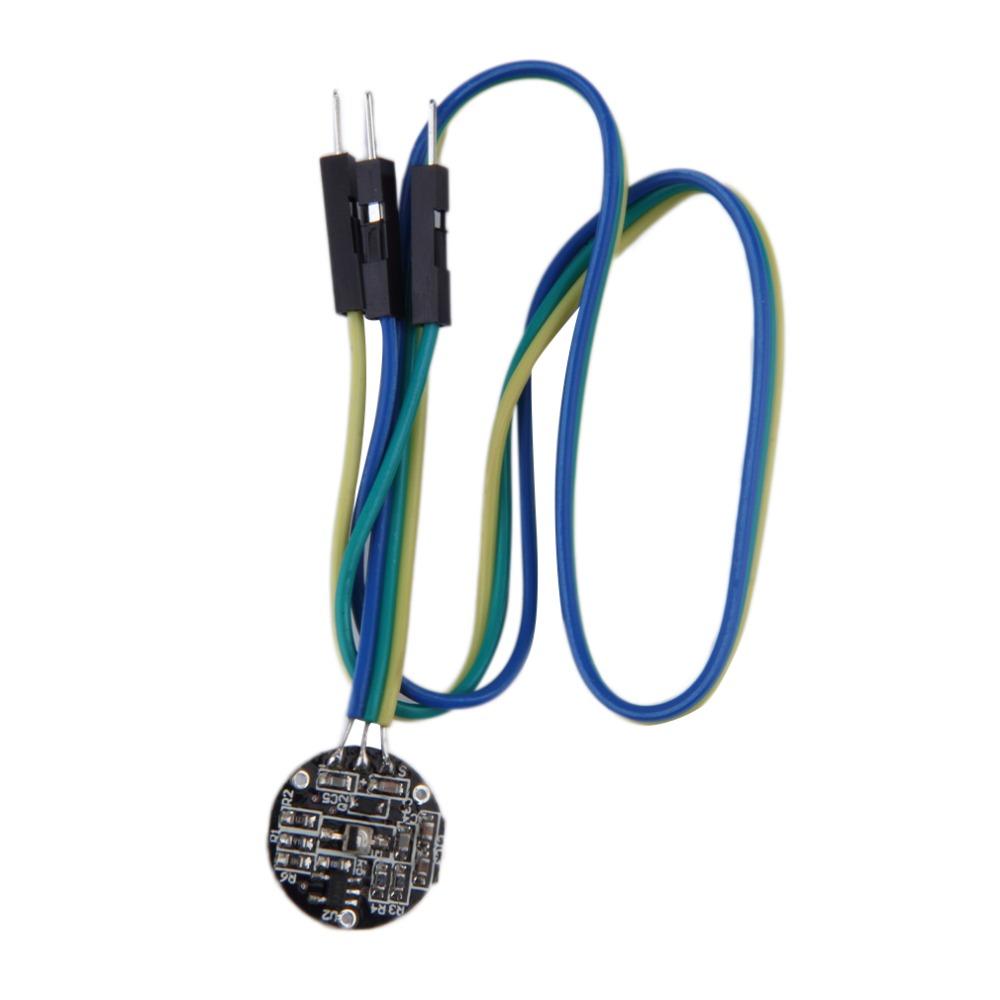 Новый 1 ШТ. Pulsesensor Пульса Датчик Импульсов Датчик Модуль Для Arduino Высокое Качество датчик парковки 1 шт
