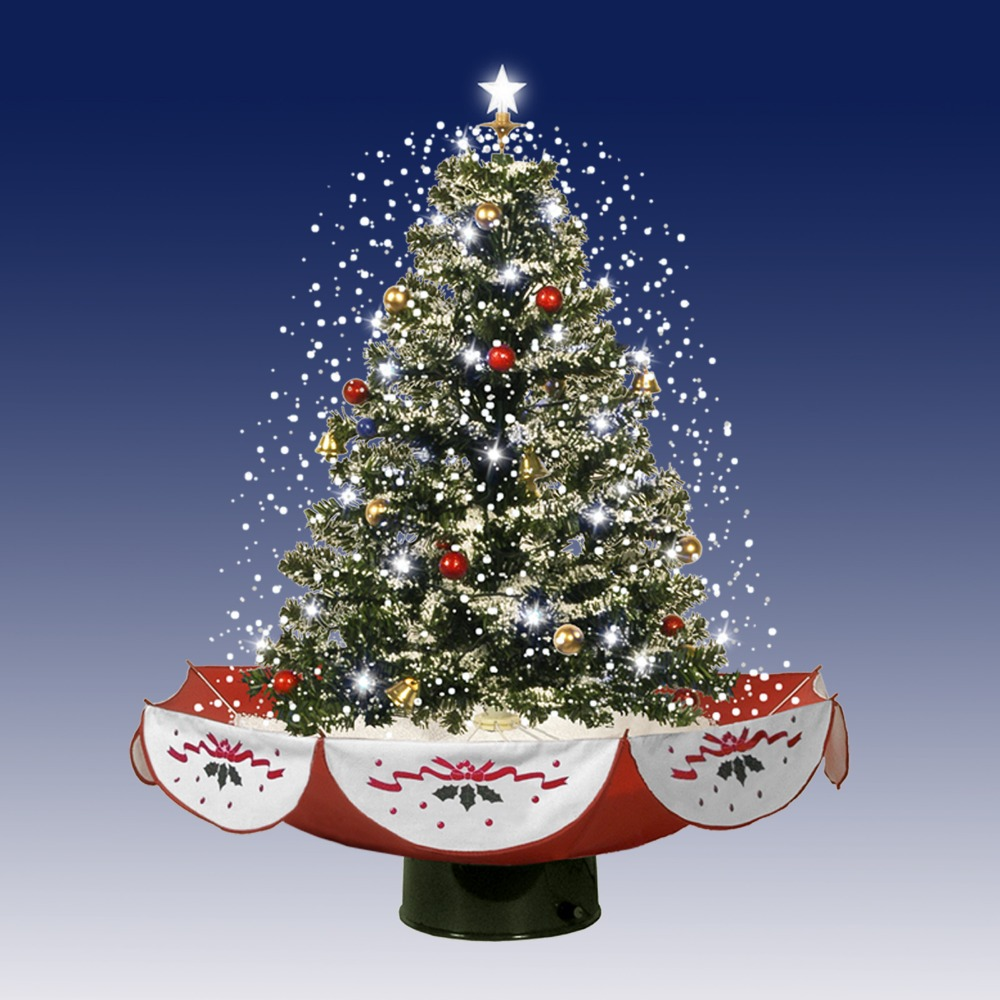 10 Inch Ceramic Christmas Tree