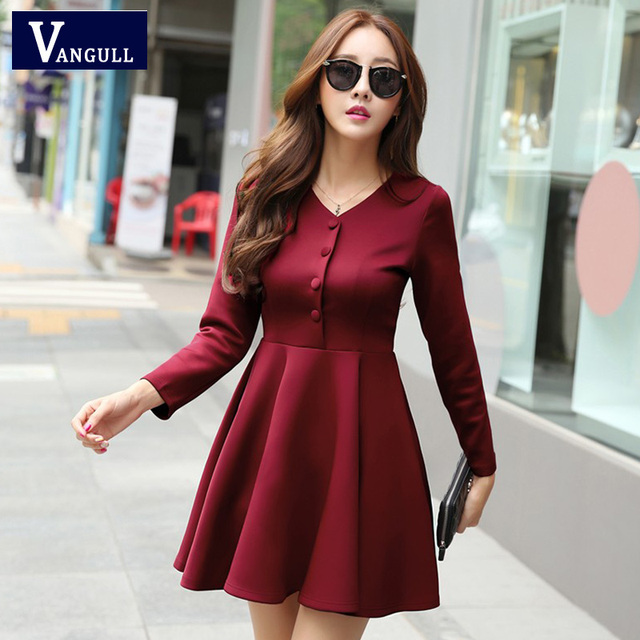 women dress korean new arrivals 2016 spring fashion