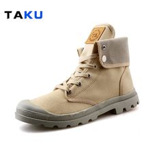 2016Hot Sale Men/Women Canvas Boots Ankle Boots Casual Design The quality of light Shoes Prevent slippery wear-resisting(China (Mainland))