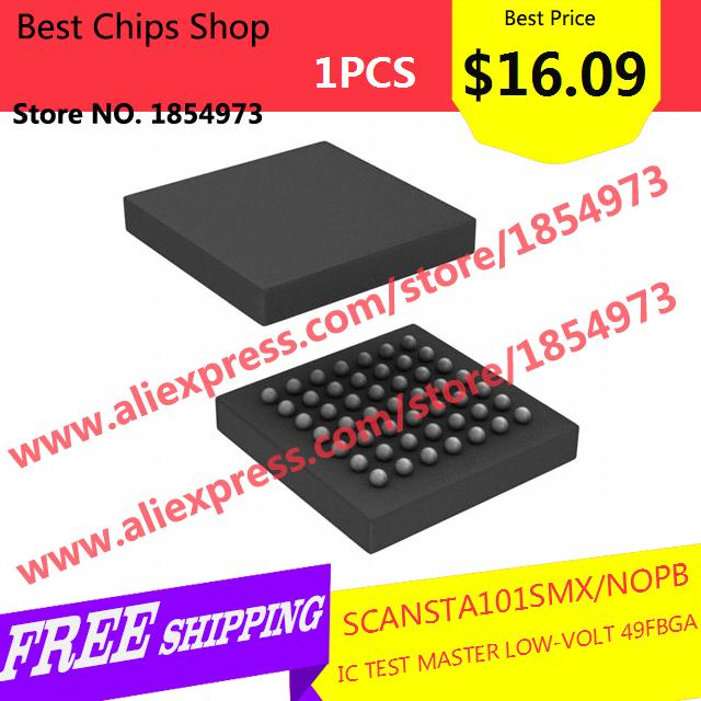 Free Shipping 1PCS=$16.09 Diy Kit Electronic Production SCANSTA101SMX/NOPB IC TEST MASTER LOW-VOLT 49FBGA SCANSTA101SMX 101 SCAN(China (Mainland))