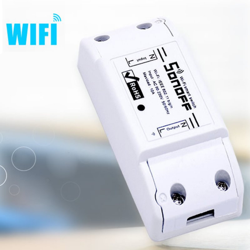 Sonoff Smart Home Remote Controller Wireless Universal Switch Module Timer Wifi Switch Smart Home Controller Support IOS Android