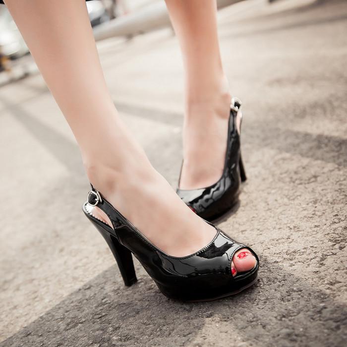 New sexy red bottom high heels summer shoes women platform sandals gladiator sandals women pumps designer heels prom shoes 2015