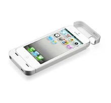 For Apple Iphone5 Clip Battery Mobile Power Charge Treasure Cell Phone Case Ultra-Thin Power Bank(China (Mainland))