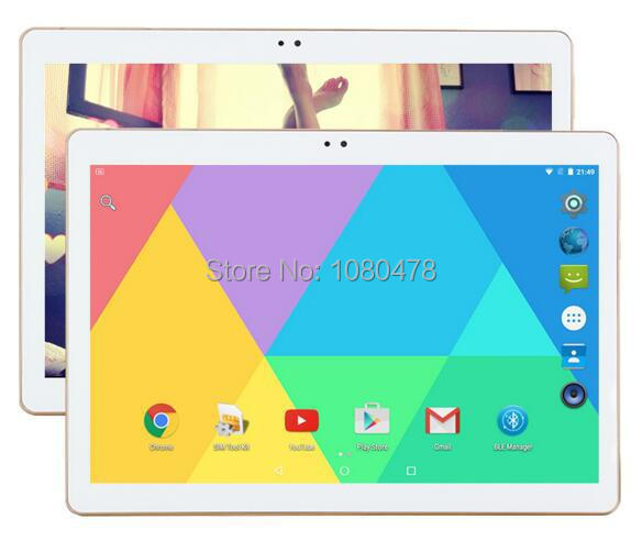 10 inch Tablet pc Octa Core 3G 4G LTE 1280*800 4GB RAM 32GB ROM Dual SIM Card Android 5.1 GPS Wifi 3G tablet DHL Free Shipping(China (Mainland))