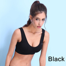 underwear sports bra without