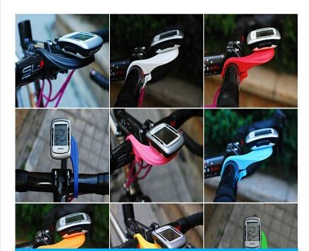 colorful garmin mount Handlebar Mount Holder QuickView for Garmin GPS Edeg 200/500/510/800/810(China (Mainland))