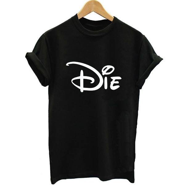 DIE sublimation t shirt 13