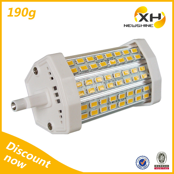 High Power 80Ra 12w J118 Linear Halogen Lamp R7S Halogen dimmable r7s led lamp(China (Mainland))