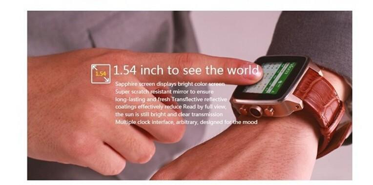 ถูก หุ่นยนต์โทรศัพท์นาฬิกาสมาร์ทM8กับSIM GPS 3กรัมWiFi GPRS 1กรัมRAM 8กรัมรอม5.0MPเวบคู่Core CPU Androidบลูทูธs mart w atch