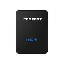 2015 newest  Comfast Wireless N Wifi Repeater 802.11N/B/G Network Router Range Expander 300Mbps 2dBi Antenna Signal Boosters(China (Mainland))