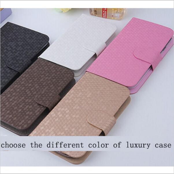 Free shipping Leather Flip Case For Samsung Galaxy wave 525 S5250/S5750 diamond pattern style Phone Cover case(China (Mainland))