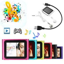 "6TH GENERATION MP3 MP4 MUSIC MEDIA PLAYER Games Movie Player 1.8""LCD SCREEN(China (Mainland))"