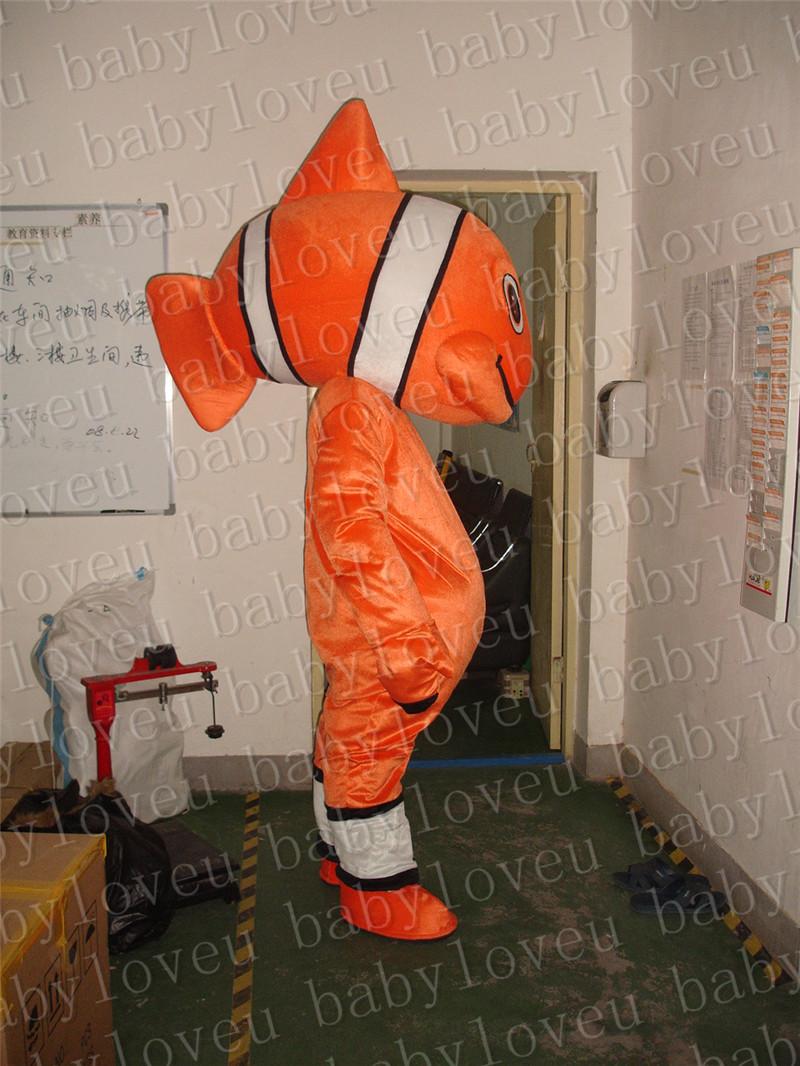 nemo fish mascot costume halloween costumes party costume dinosaurs fancy dress christmas gift