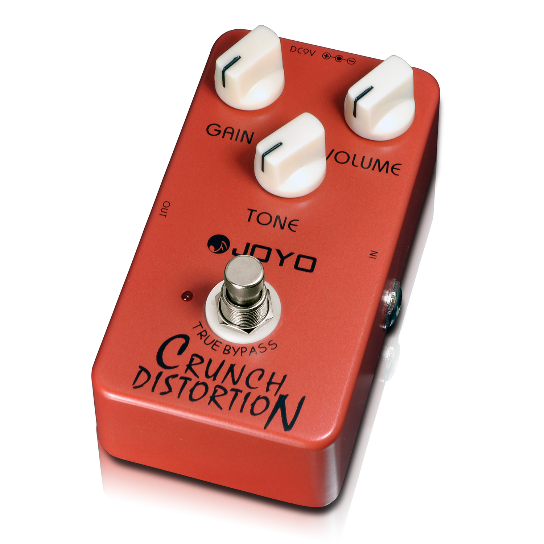 Joyo JF-03 Crunch Distortion Electric Guitar Effect Pedal True Bypass JF 03