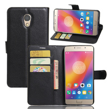 "Buy Wallet Phone Cases Lenovo P2 P2a42 P2c72 Cover Case Flip Magnetic Leather Stand Shell + Credit Card Holder 5.5"" for $3.96 in AliExpress store"