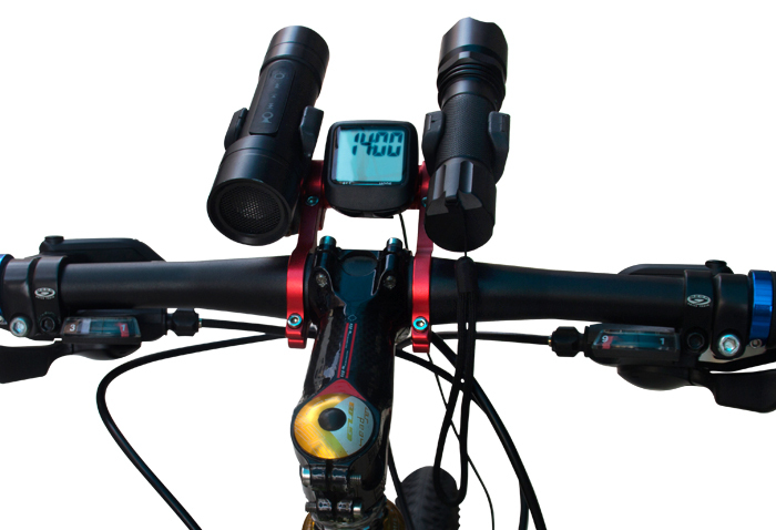 GUB G 558 Road Bicycle MTB bike Double handlebar extensions mounts CNC Aluminum extender holder for