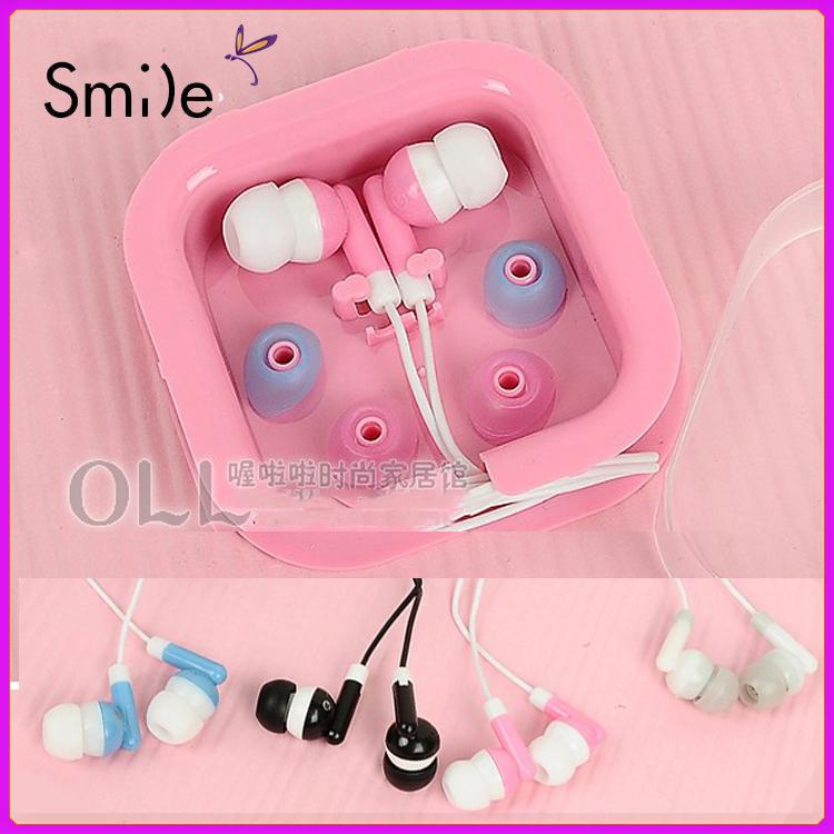 Stereo music In Ear earphones For mobile Phone Tablet MP3 jiayu xiaomi mini headphones Earbud wholesale sale of top Quality