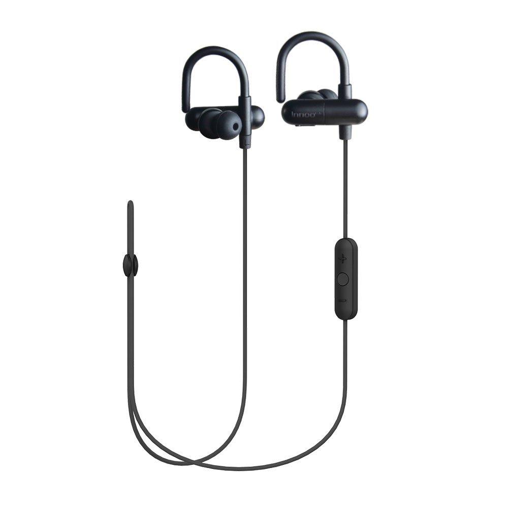 Neckband Bluetooth Earphone Stereo Headset Sport Sweatproof Wireless Headphone Earpiece With Microphone For Phone(China (Mainland))