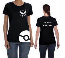 New Arrival Pokemon Go Team Valor Team Mystic Team Instinct 100% cotton Sleeveless T-shirt