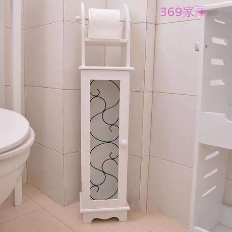 europese minimalistische badkamer hoekkast toilet badkamer zijkabinet opbergkast compartiment lade ikea goedkope landelijke chi(China (Mainland))