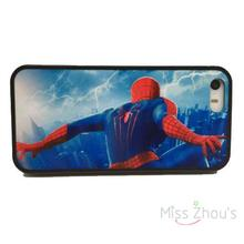 For iphone 4/4s 5/5s 5c SE 6/6s plus ipod touch 4/5/6 skins mobile cellphone cases cover BRAND NEW SPIDERMAN AMAZING SPIDERMAN