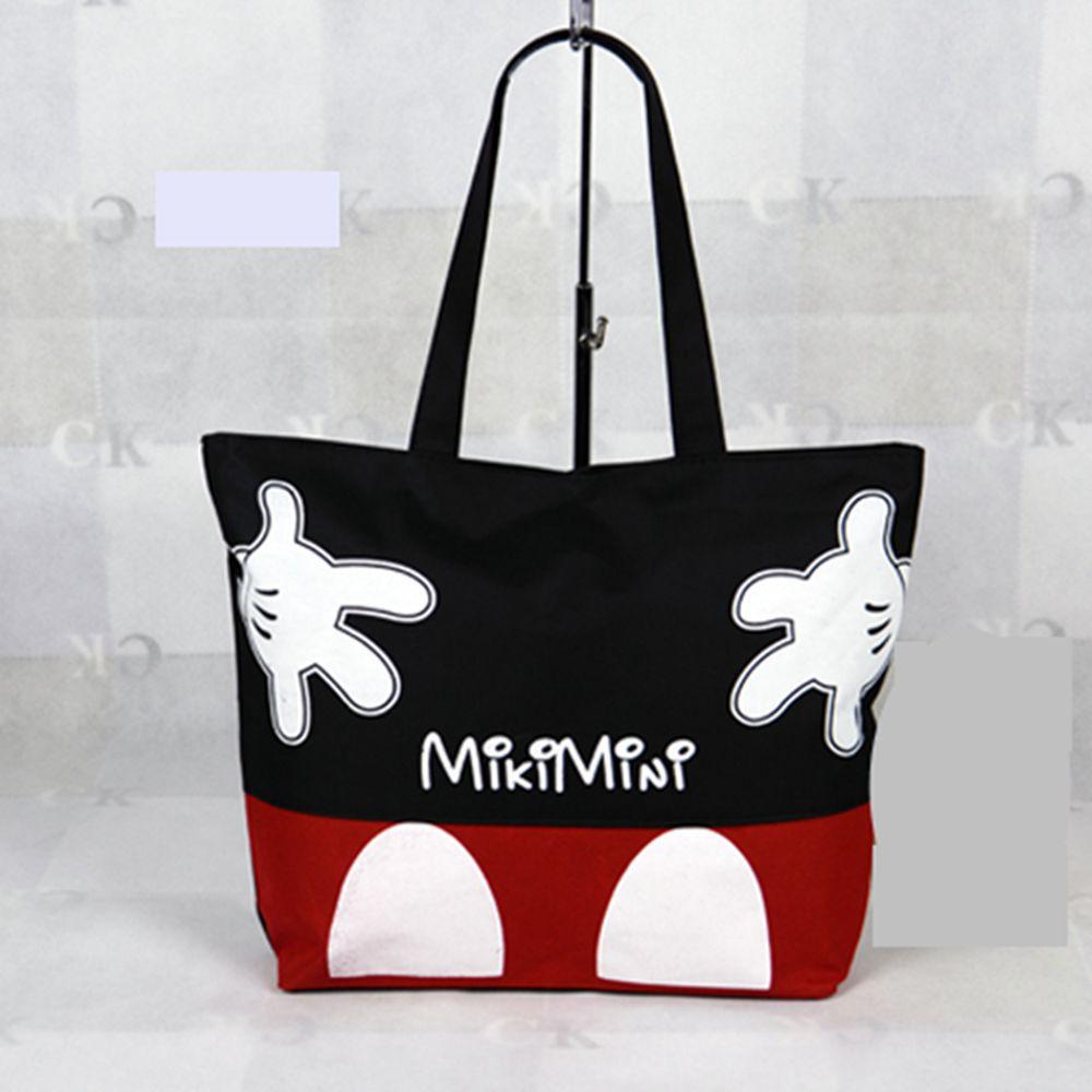 Fashion Cute Ladies Canvas Tote Bag Zipper Women's Shoulder Eco Bags Handbags Shopping Beach Gym Zip Free Shipping Lady Women(China (Mainland))