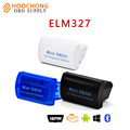 Super Mini OBD II elm 327 V2 1 Bluetooth On Android Phone PC elm327 v 2