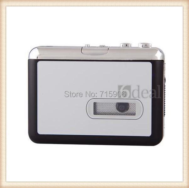 Mini USB Audio Cassette Tape Converter to MP3 CD Player PC(China (Mainland))