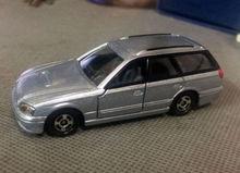 TOMICA Subaru Legacy #18 Tomy 1/60 Scale DieCast Model Silver Car(China (Mainland))