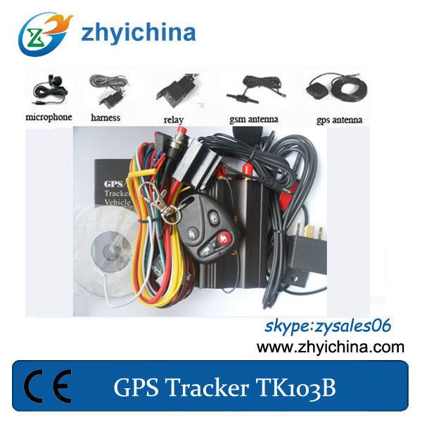 tempo on-line software de rastreamento GPS real de rastreador veicular tk103b<br><br>Aliexpress