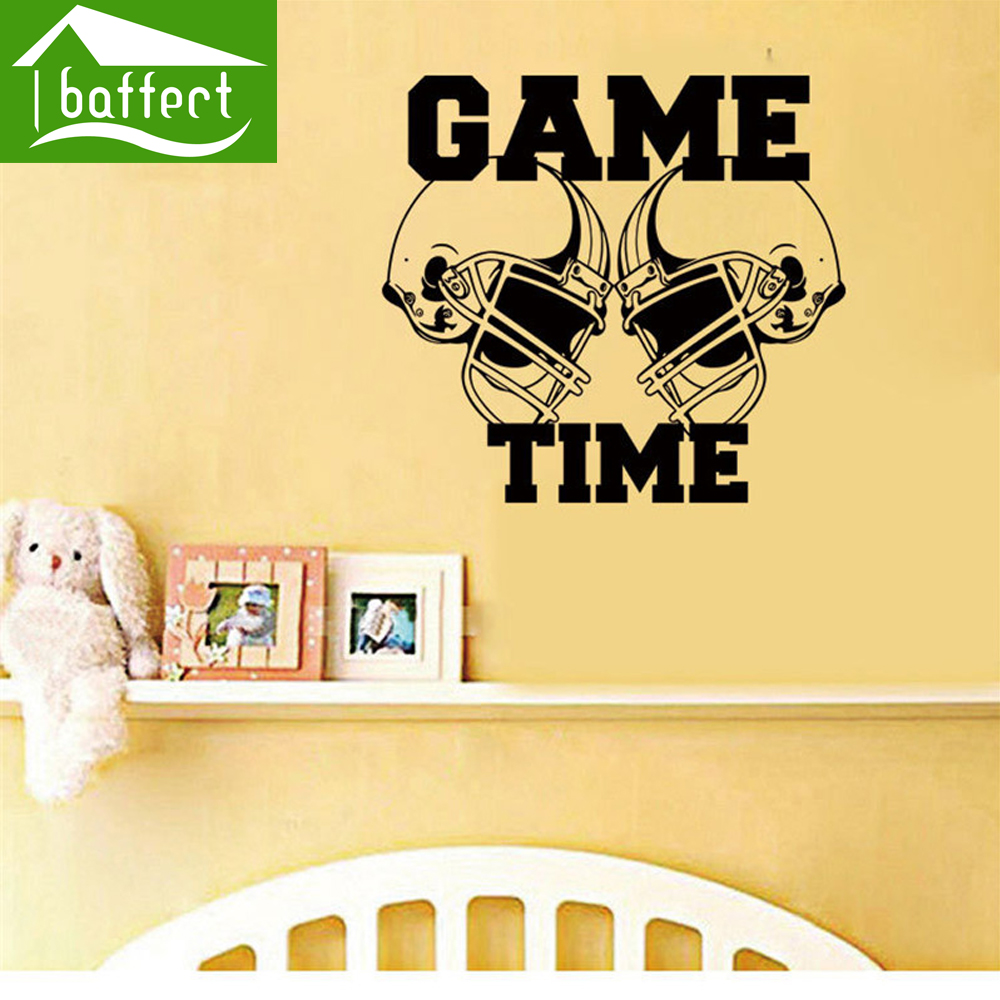 Wall Stickers 3, Baby Wall Stickers - Girls Boys Bedroom Decor Wall ...