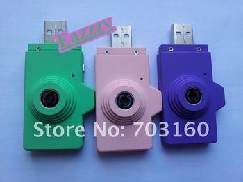Promotion 10pcs/lot mini 1280*1024JPG Eazzzy usb digital camera kids camera