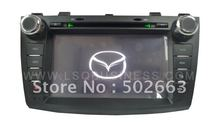 8 inch 2010 to 2012 mazda 3 car dvd gps with GPS+CDC+PIP+WINCE 6.0+RDS+Canbus=3G+Other basic functions(China (Mainland))