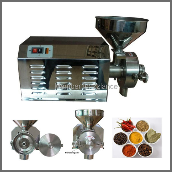 electric chilli powder machine, chilli powder making machine(China (Mainland))