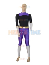 Custom Spandex Powerful Superhero Costume hot sale halloween cosplay party costumes  free shipping