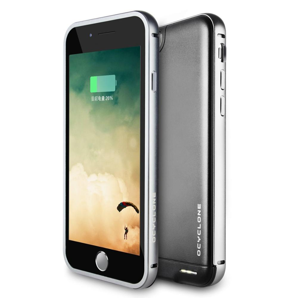 Battery Case - Portable Ultra Slim Extended Backup Power 4.7 inch - 2400mAh Battery Pack Juice Bank Cover for iPhone 6/6S(China (Mainland))