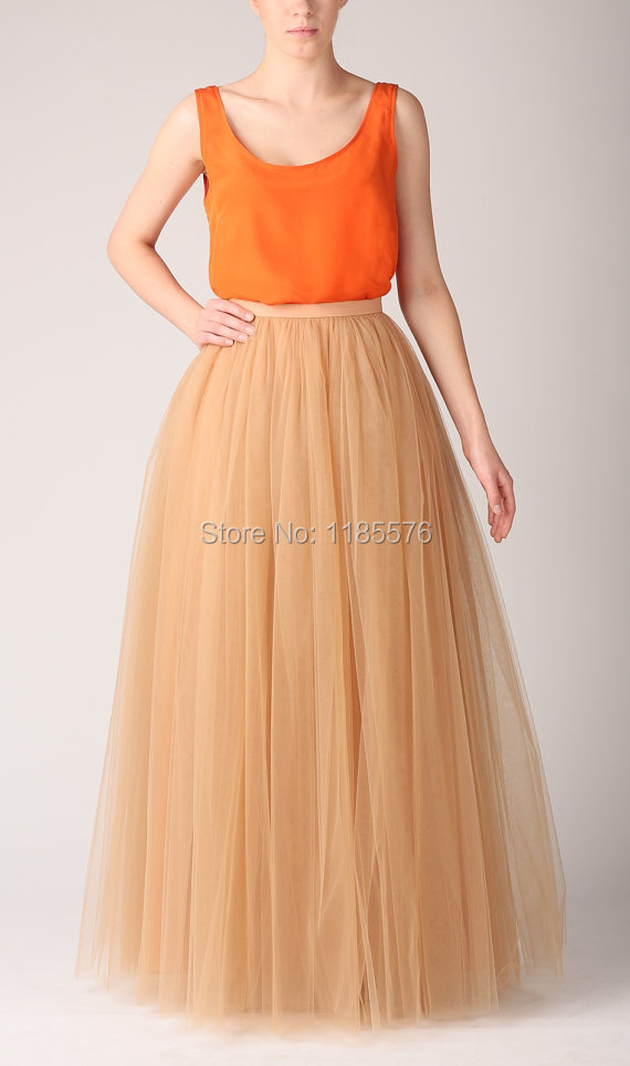 Maxi tutu tulle skirt maxi petticoat toffi tutu skirt for Tulle petticoat for wedding dress