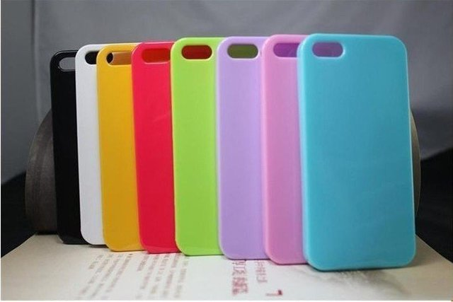 New for iphone5 TPU shinning Case for iphone 5,Gel TPU Silicone Case Style for iphone5,high quality,11pcs/Lot free shipping