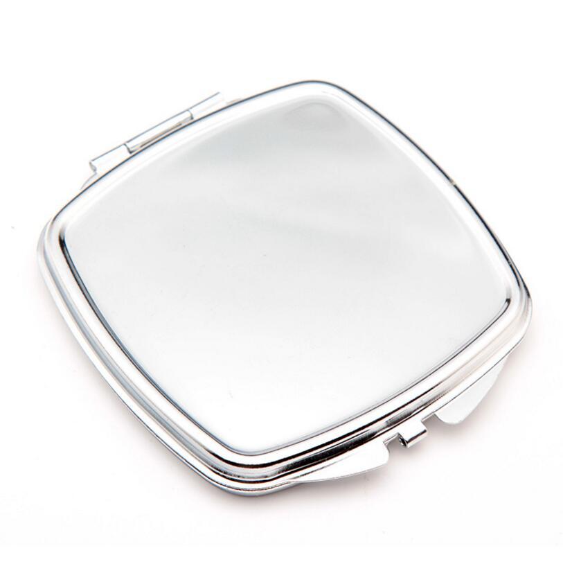 Square DIY Mirror Embryo Silver Blank Small Mirror . 60*60MM  FH-10123<br><br>Aliexpress