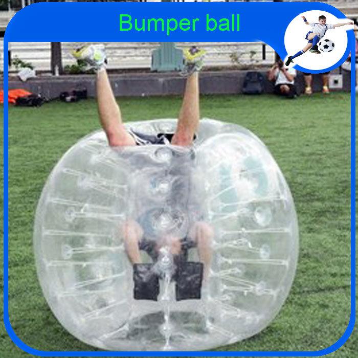 CE PVC 1.2m 1.5m 1.7M Bumper Ball, Inflatable Bumper BallZ, Zorb Football(China (Mainland))