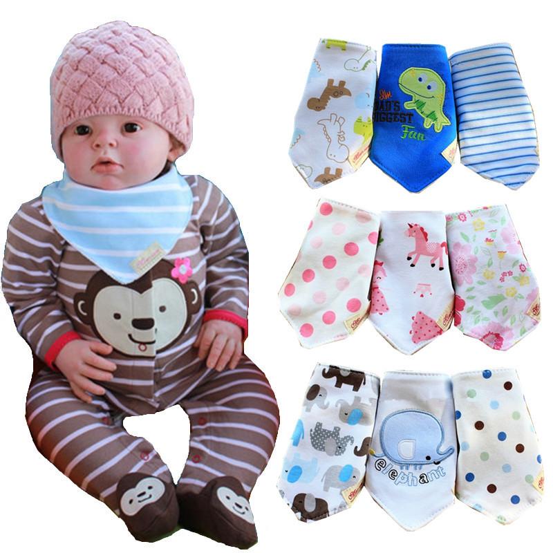 Baby Bibs Cotton Mom Care Bavoir Babador Baberos Bebes Bandana Bibs Carter Baby Boy Girl Bib Triangl Baby Feeding Burp Cloths W5(China (Mainland))