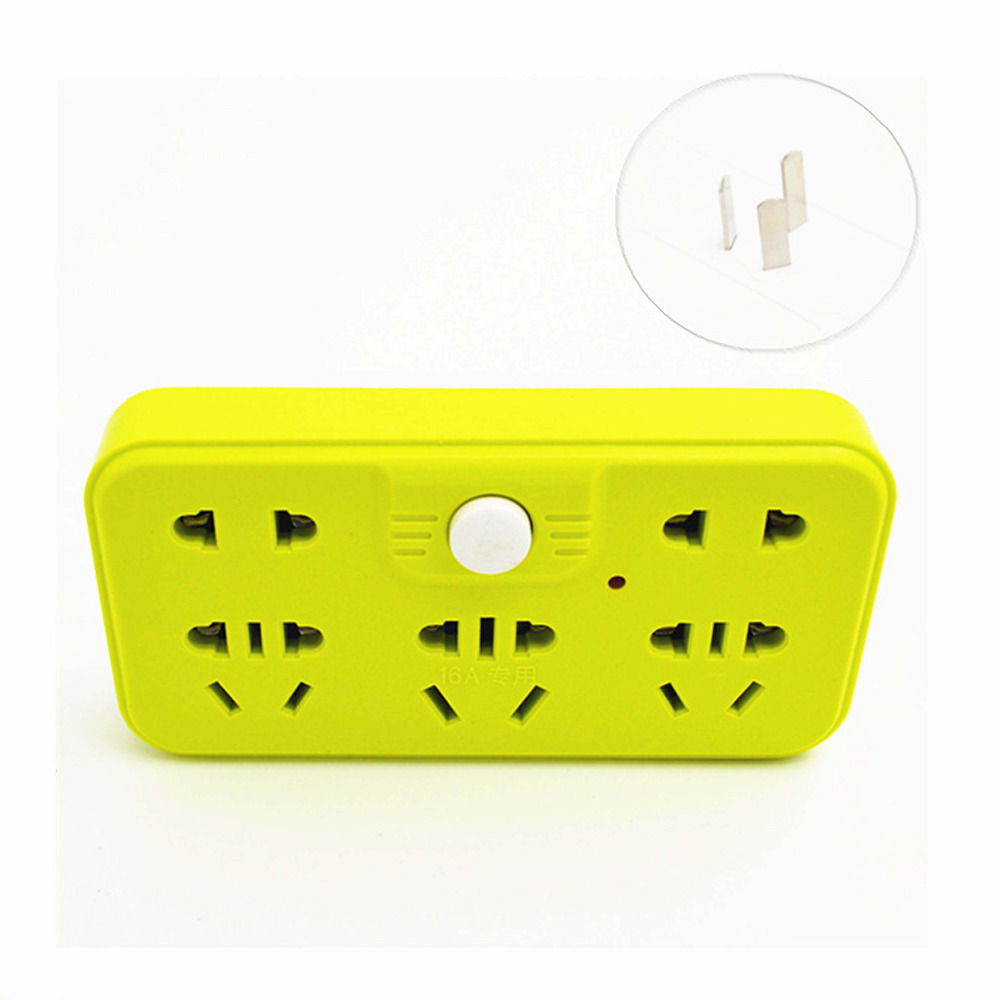 AU Plug Power Extension socket Electrical 8 Outlet Adapter EU/AU/UK/US Power Adaptors Wall Sockets power strip Universal outlet(China (Mainland))