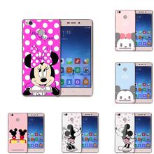 Buy fashion phone case Case Xiaomi Redmi 3S 3 S / Hongmi 3S Mickey Minnie Hard PC phone case Xiaomi Redmi Note 3 for $1.48 in AliExpress store
