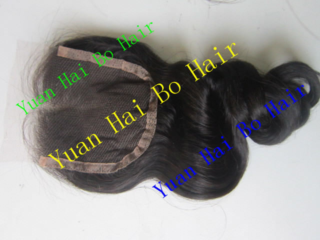Hot Sale 5a Grade 16inch #1b Spring Wave Virgin Indian Lace Front Closure, 3.5*4size, Free Shipping<br><br>Aliexpress